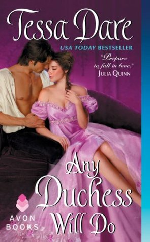 Any Duchess Will Do (Spindle Cove, #4)