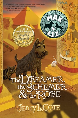 The Dreamer, the Schemer, and the Robe (The Amazing Tales of Max & Liz #2)