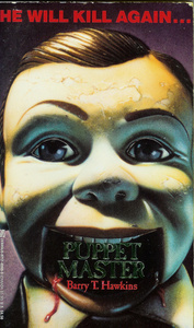 Puppet Master (Gil Beach Mysteries #1)