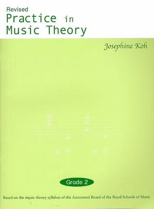 Practice In Music Theory Grade 2