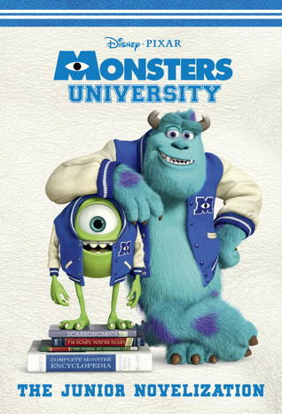 Monsters University: The Junior Novelization