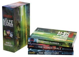 The Maze Runner Trilogy (Maze Runner, #1-3)
