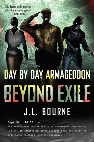 Beyond Exile by J.L. Bourne