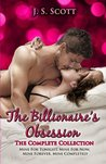 The Billionaire's Obsession by J.S. Scott