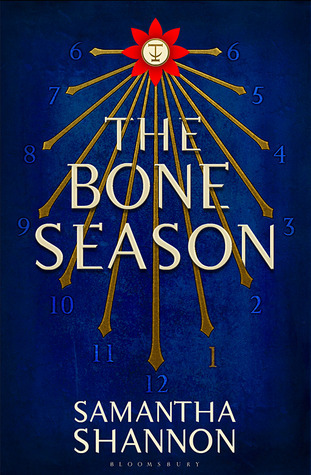 Image result for the bone season book cover