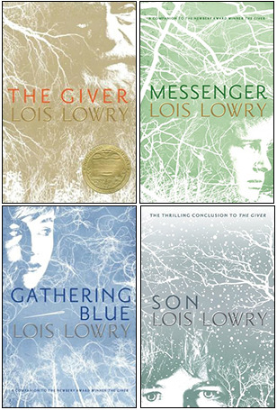 Gathering Blue (The Giver, Book 2)