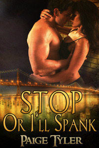 Stop Or I'll Spank