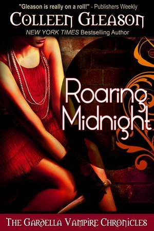 Review: Roaring Midnight by Colleen Gleason (@Mollykatie112, @colleengleason)