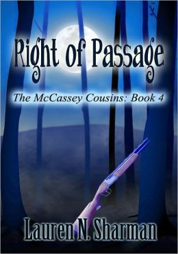 Right of Passage (The McCassey Cousins #4)