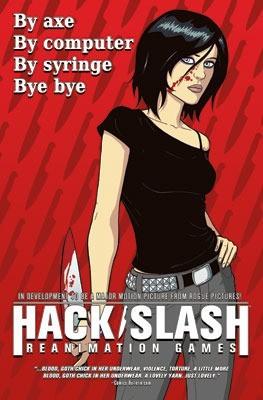 Hack/Slash Volume 5: Reanimation Games