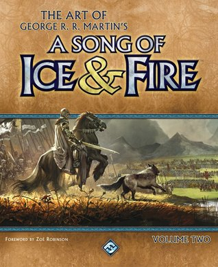 The Art of George R.R. Martin's A Song of Ice & Fire (#2)
