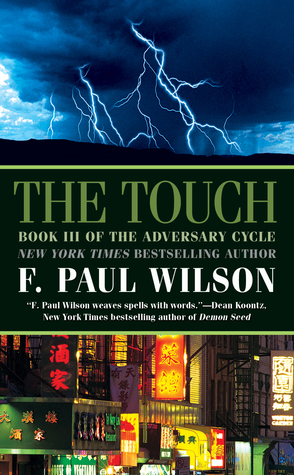 The Touch (Adversary Cycle, #3)