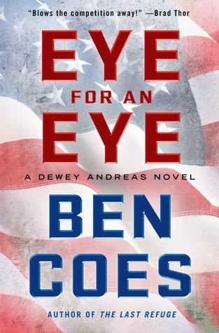 Eye for an Eye (Dewey Andreas, #4)