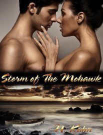 Storm of the Mohawk (Mohawk, #3)