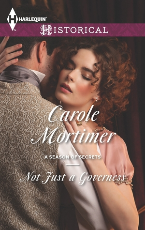 Not Just a Governess (A Season of Secrets, #1)