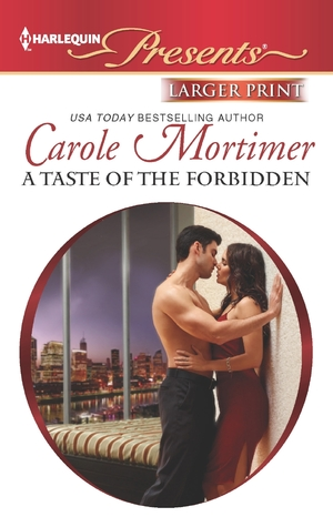 A Taste of the Forbidden (Buenos Aires Nights, #1)