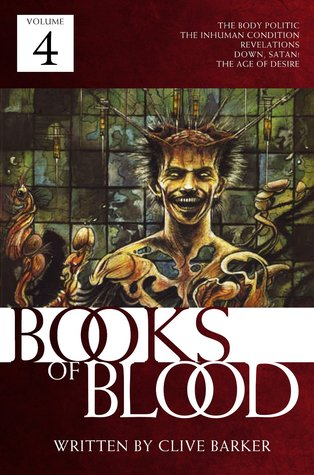 Books of Blood: Volume 4 (Books of Blood #4)