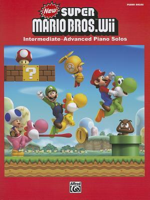 New Super Mario Bros. Wii: Intermediate / Advanced Piano Solos
