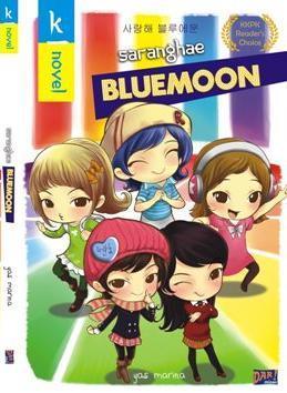 K-Novel Saranghae Bluemoon