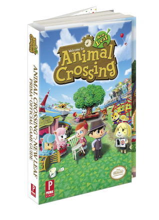 Animal Crossing: New Leaf - Prima Official Game Guide