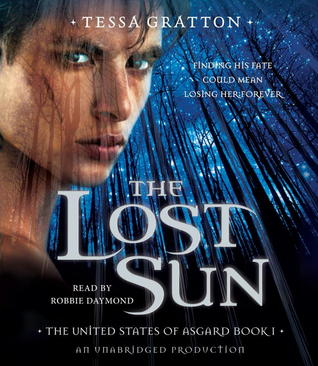The Lost Sun(The United States of Asgard 1)