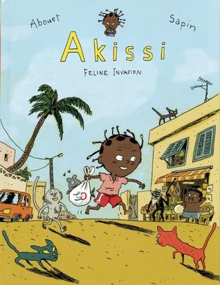 Akissi: Cat Invasion