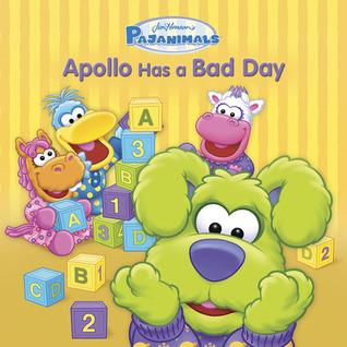 Pajanimals: Apollo Has a Bad Day