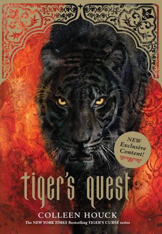 Tigers Quest(The Tiger Saga 2)