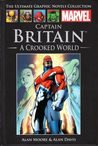 Captain Britain by Alan Moore