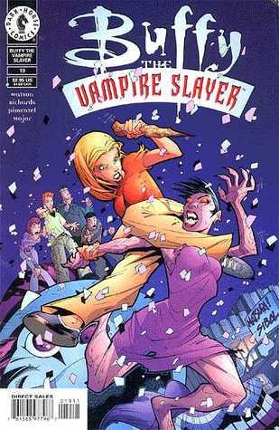 Buffy the Vampire Slayer #19 (Buffy Comics, #19)