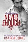 Never Enough (Cinderella Chronicles, #4)