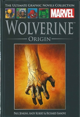 Wolverine: Origin (The Ultimate Graphic Novels Collection Vol. 26)