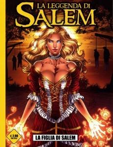 La leggenda di Salem n. 1: La figlia di Salem