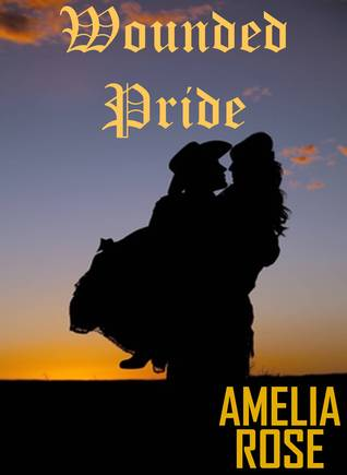 Wounded Pride (License to Love, #3)