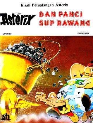 Asterix dan Panci Sup Bawang (Asterix, #13)