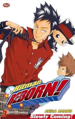 Ebook Hitman Reborn! Vol. 3 by Akira Amano read!