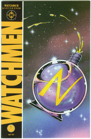 Watchmen #9: The Darkness of Mere Being