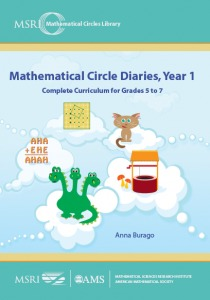 Mathematical Circle Diaries: Year 1: Complete Curriculum for Grades 5 to 7