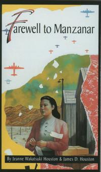 Farewell to Manzanar book cover