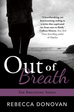 Out of Breath(Breathing 3) - Rebecca Donovan