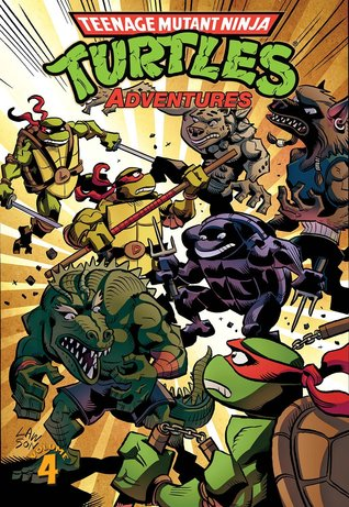 Teenage Mutant Ninja Turtles Adventures, Volume 4
