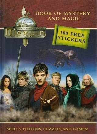 The Adventures of Merlin: Book of Mystery and Magic