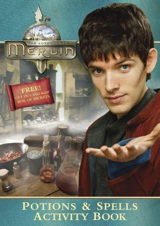 The Adventures of Merlin: Potions & Spells Activity Book