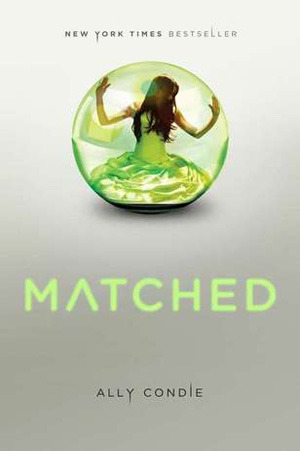 Ebook Matched by Ally Condie read!