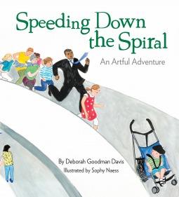 Speeding Down the Spiral: An Artful Adventure