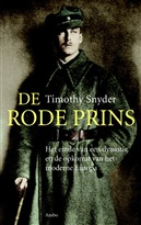 De rode prins by Timothy Snyder