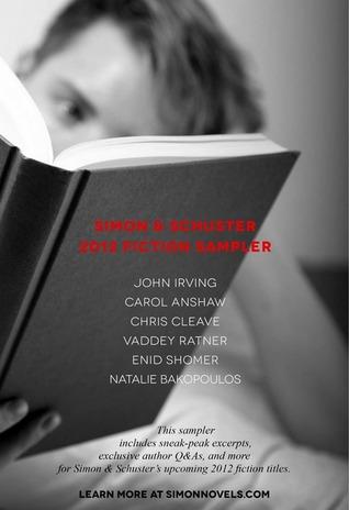 Simon & Schuster 2012 Fiction Sampler