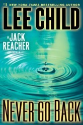 Never Go Back (Jack Reacher, #18)
