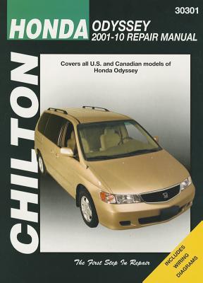 Honda Odyssey Automotive Repair Manual: 2001-2010.