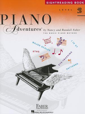 Level 2B - Sightreading Book: Piano Adventures
